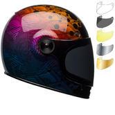 Bell Bullitt SE Hart Luck Motorcycle Helmet & Visor
