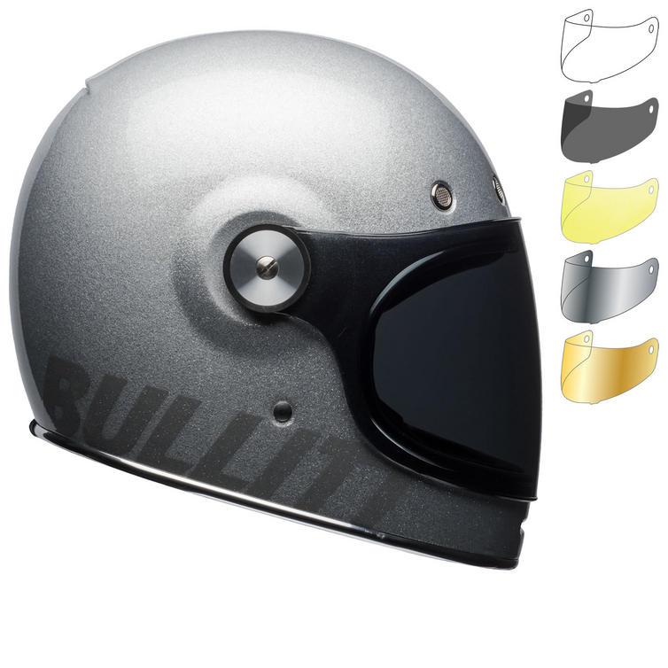 Bell Bullitt Motorcycle Helmet & Visor