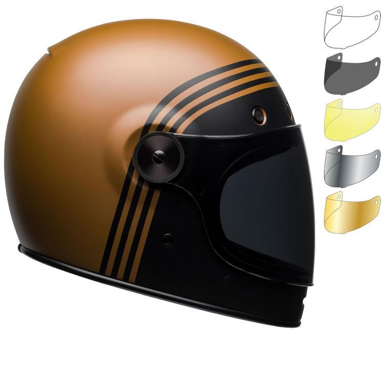 Bell Bullitt Forge Motorcycle Helmet & Visor