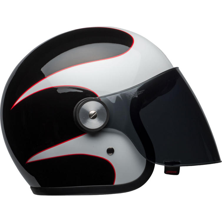 Bell Riot Boost Open Face Motorcycle Helmet