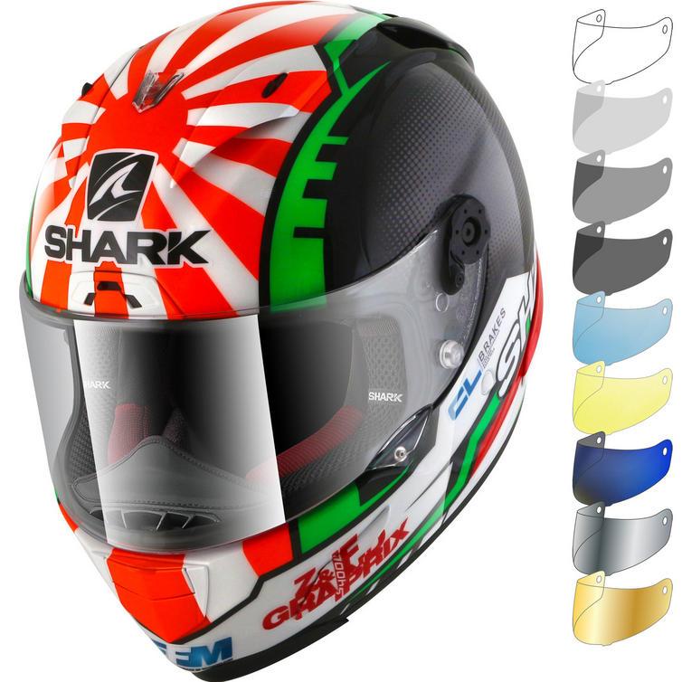 Shark Race-R Pro Zarco Motorcycle Helmet & Visor