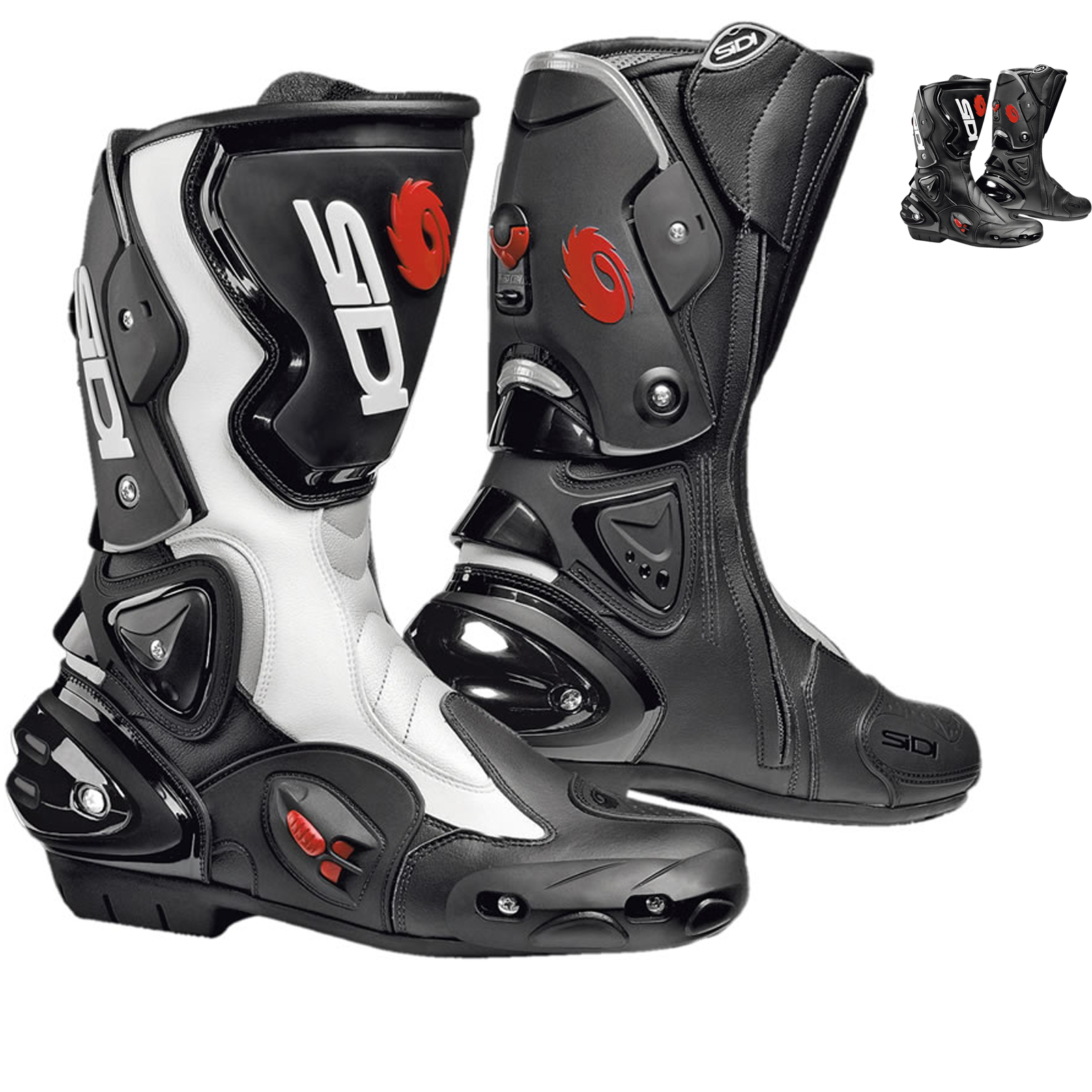 Sidi Vertigo Evo Motorcycle Boots Race Amp Sport Boots