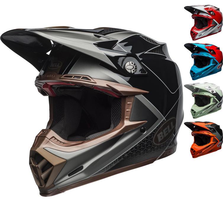 Bell Moto-9 Flex Hound Motocross Helmet