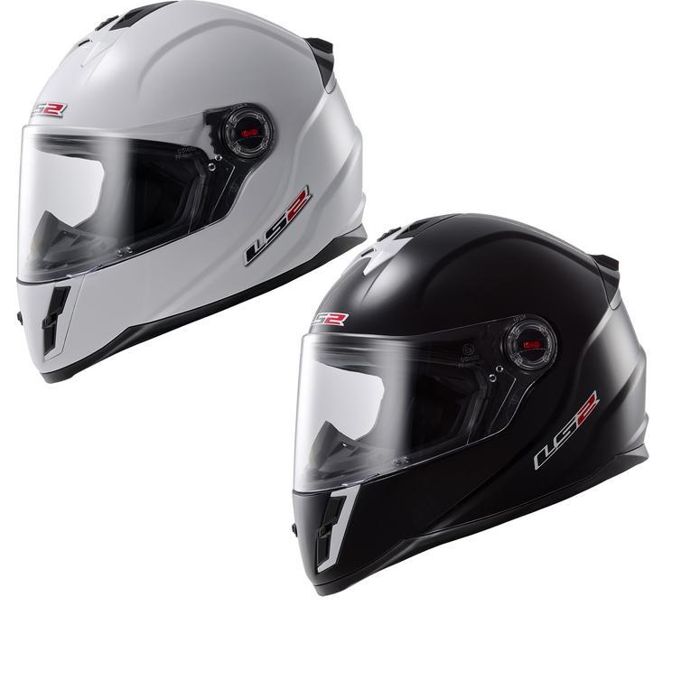 LS2 FF392 Single Mono Junior Motorcycle Helmet