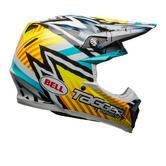Bell Moto-9 MIPS Tagger Asymetric Motocross Helmet
