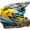 Bell Moto-9 MIPS Tagger Asymetric Motocross Helmet Thumbnail 10