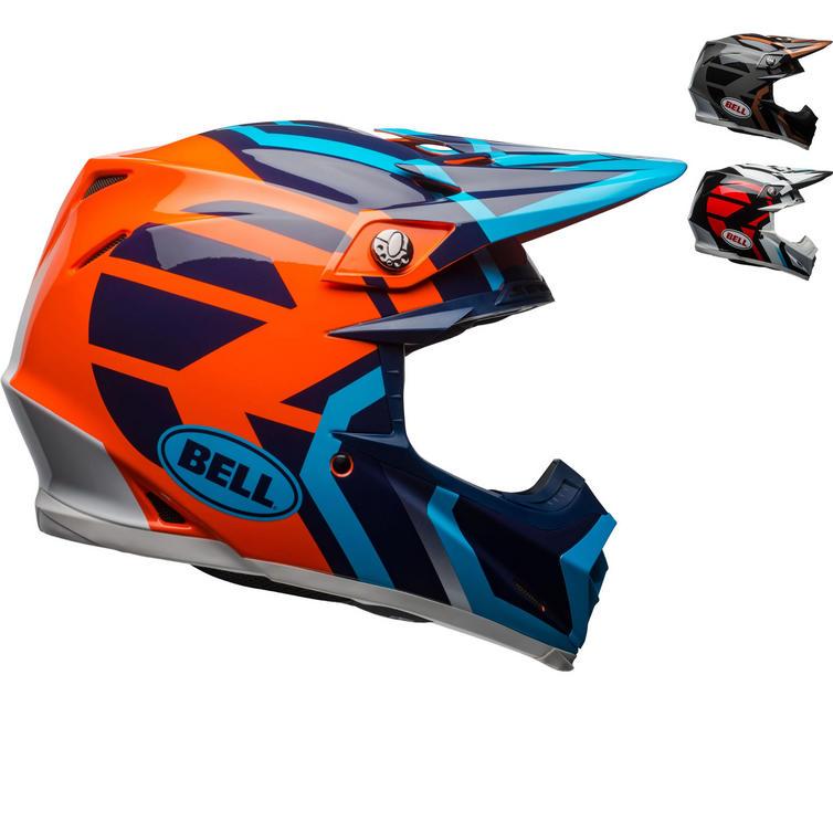 Bell Moto-9 MIPS District Motocross Helmet