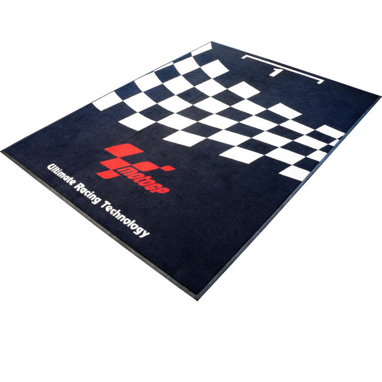 MotoGP Rubber Backed Parc Ferme Design Workshop Mat