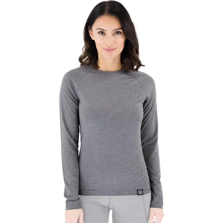 Knox Dry Inside Mia Ladies Long Sleeve Base Layer Top