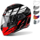 Airoh Storm Starter Motorcycle Helmet & Visor