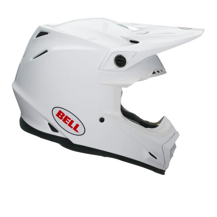 Bell Moto-9 MIPS Solid Motocross Helmet