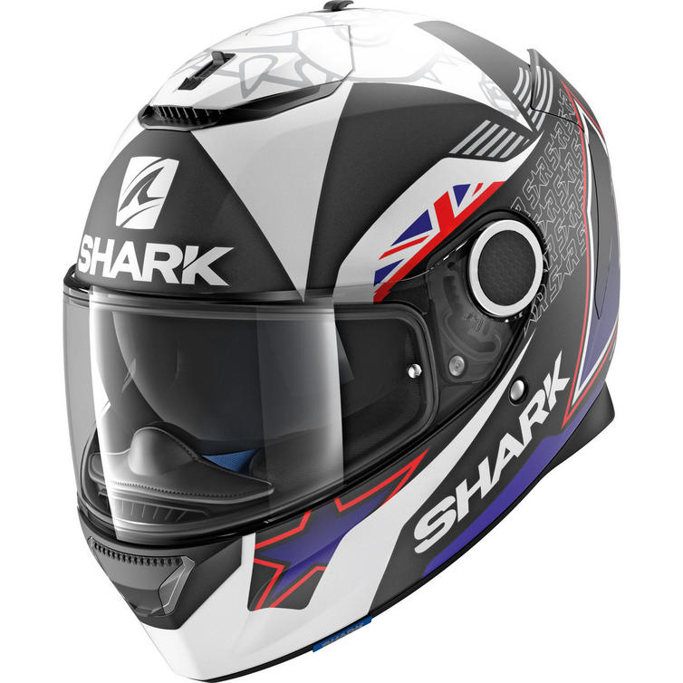 Shark Spartan Redding Motorcycle Helmet
