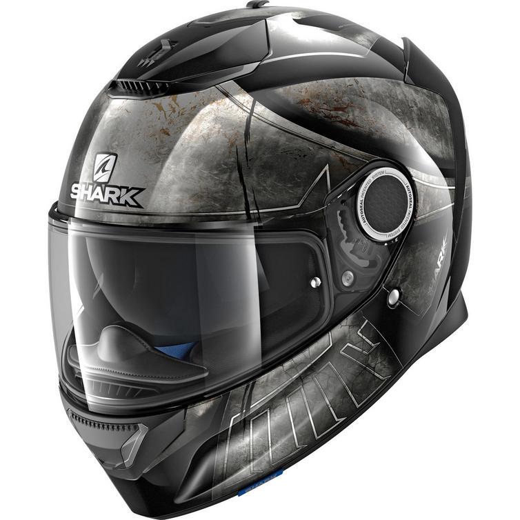 Shark Spartan Hoplite Motorcycle Helmet