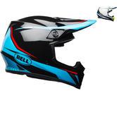Bell MX-9 Mips Torch Motocross Helmet