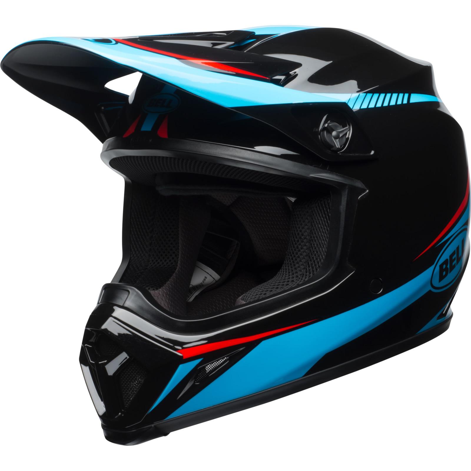 Bell Mx 9 Mips Torch Motocross Helmet Off Road Enduro Mx