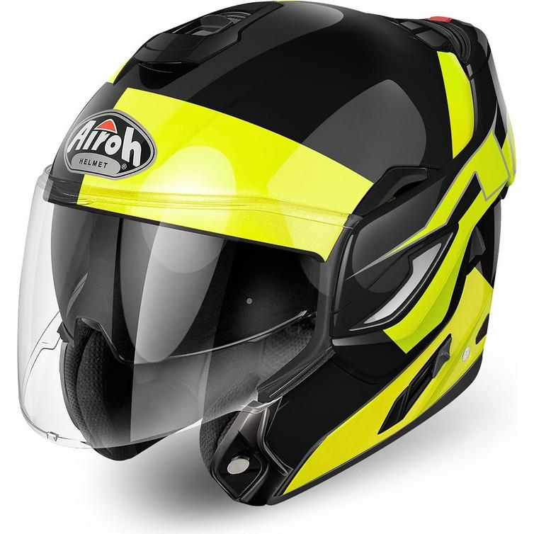 Airoh Rev Fusion Flip Front Motorcycle Helmet