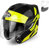 Airoh Rev Fusion Flip Front Motorcycle Helmet & Visor