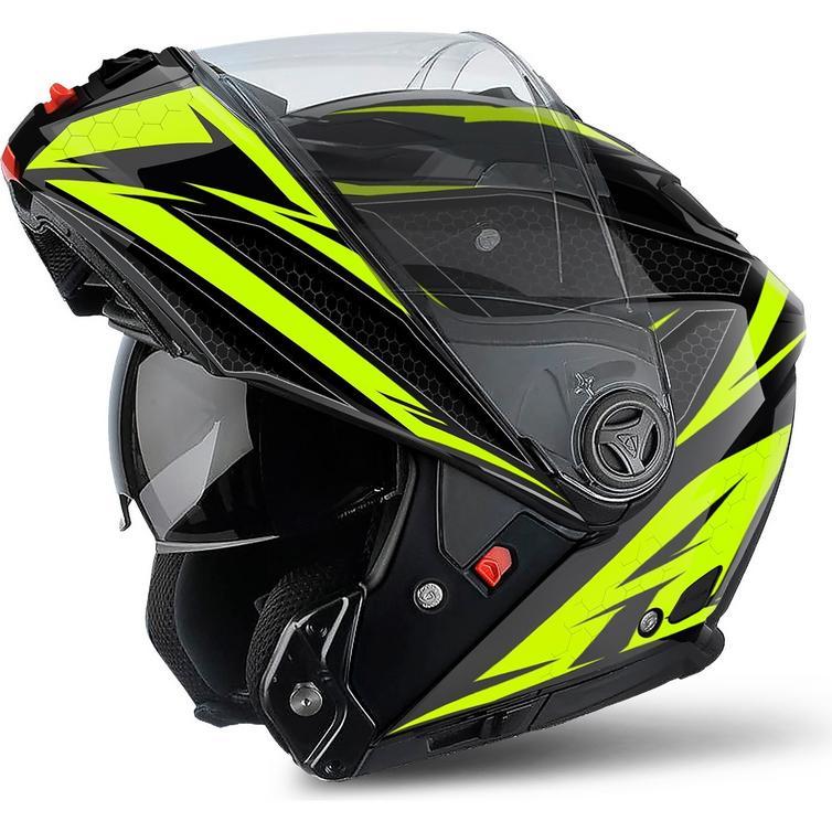 Airoh Phantom S Evolve Flip Front Motorcycle Helmet