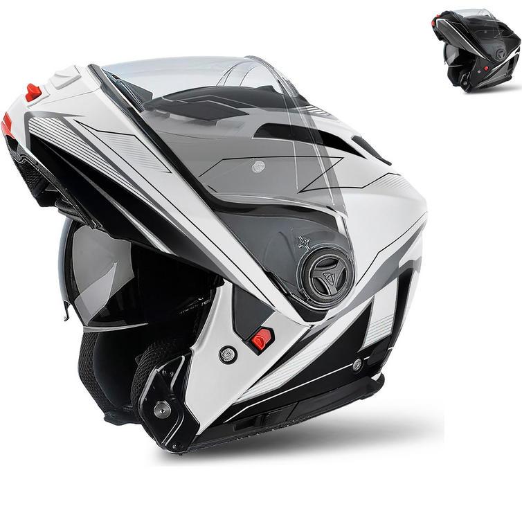 Airoh Phantom S Spirit Flip Front Motorcycle Helmet