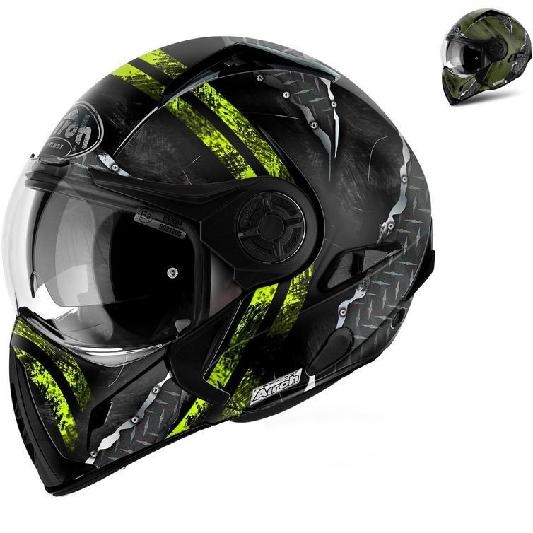 Airoh J 106 Crude Convertible Motorcycle Helmet