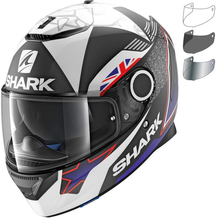 Shark Spartan Redding Motorcycle Helmet & Visor