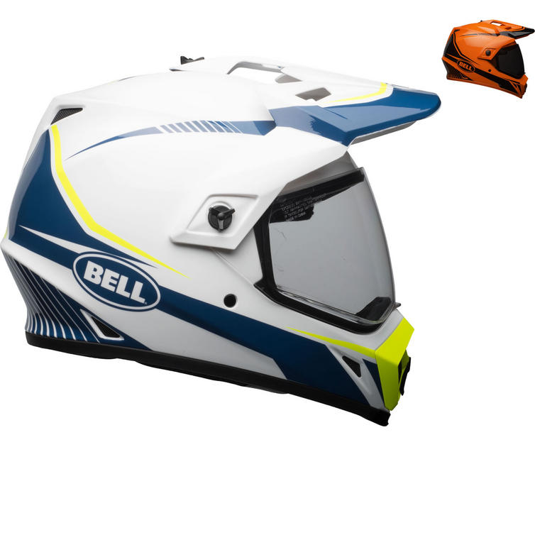 Bell MX-9 Adventure MIPS Torch Dual Sport Helmet