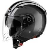 Airoh City One Flash Open Face Motorcycle Helmet