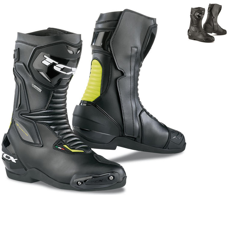 TCX SP-Master Gore-Tex Motorcycle Boots
