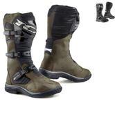 TCX Baja Waterproof Leather Motorcycle Boots