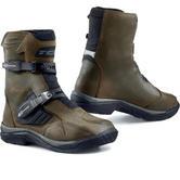 TCX Baja Mid Waterproof Leather Motorcycle Boots