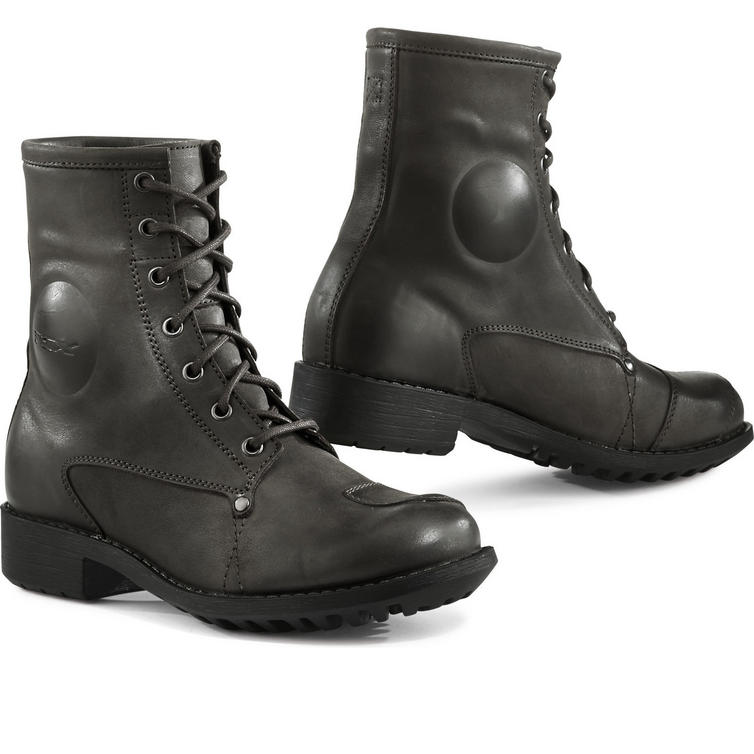 TCX Blend Waterproof Ladies Leather Motorcycle Boots
