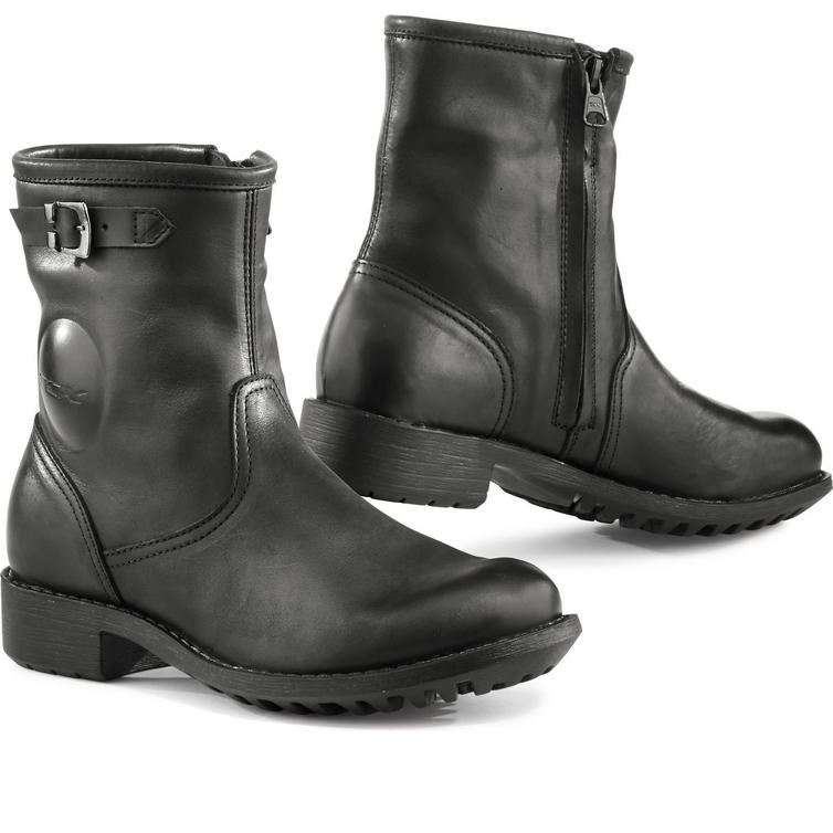 TCX Biker Waterproof Ladies Leather Motorcycle Boots