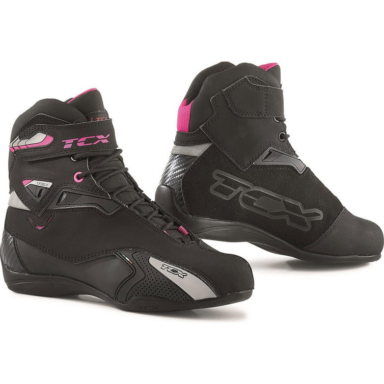 TCX Rush Waterproof Ladies Motorcycle Boots