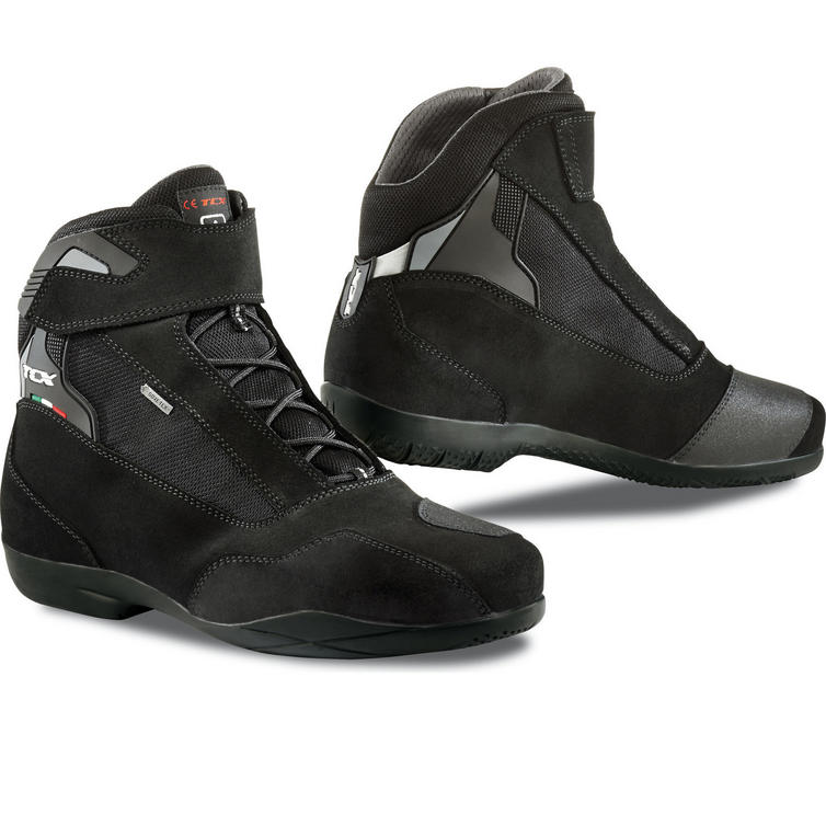 TCX Jupiter 4 Gore-Tex Leather Motorcycle Boots