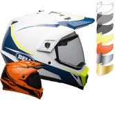 Bell MX-9 Adventure MIPS Torch Dual Sport Helmet & Visor