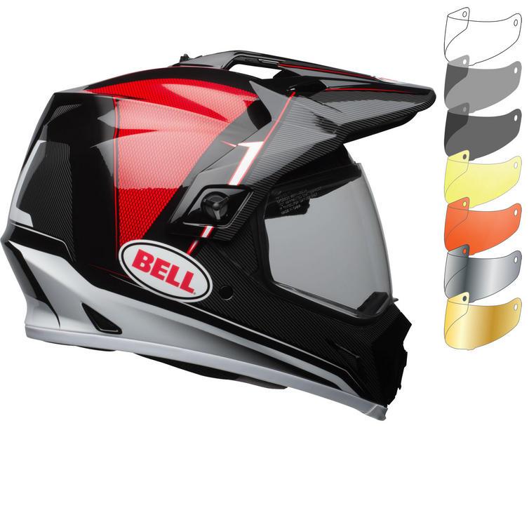 Bell MX-9 Adventure MIPS Berm Dual Sport Helmet & Visor