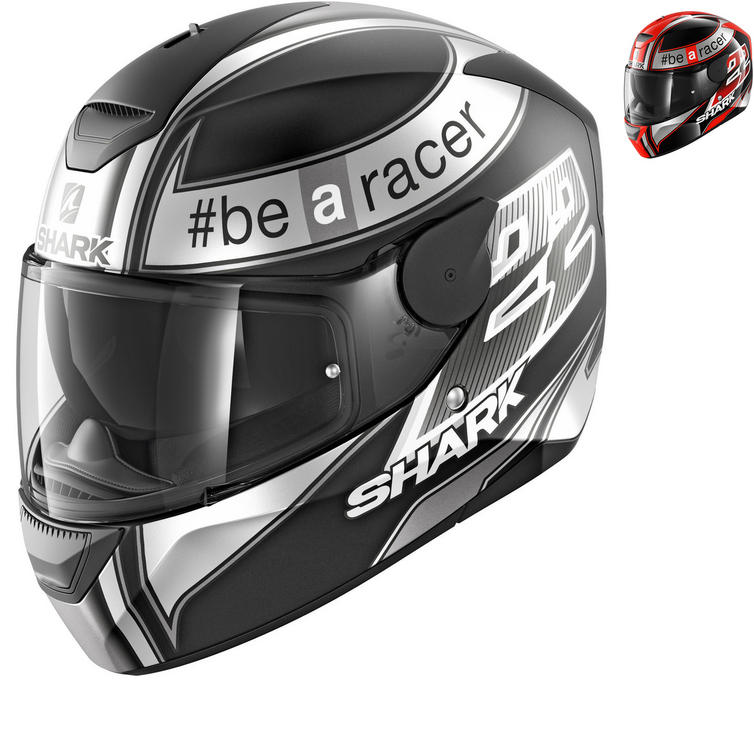 Shark D-Skwal Sam Lowes Motorcycle Helmet
