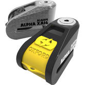 Oxford Alpha XA14 Alarm Disc Lock (14mm pin)