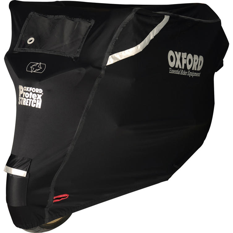 Oxford Protex Stretch-Fit Outdoor Motorcyle Cover (X Large)