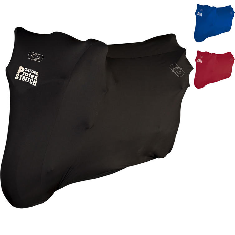 Oxford Protex Stretch-Fit Indoor Motorcycle Cover (X-Large)
