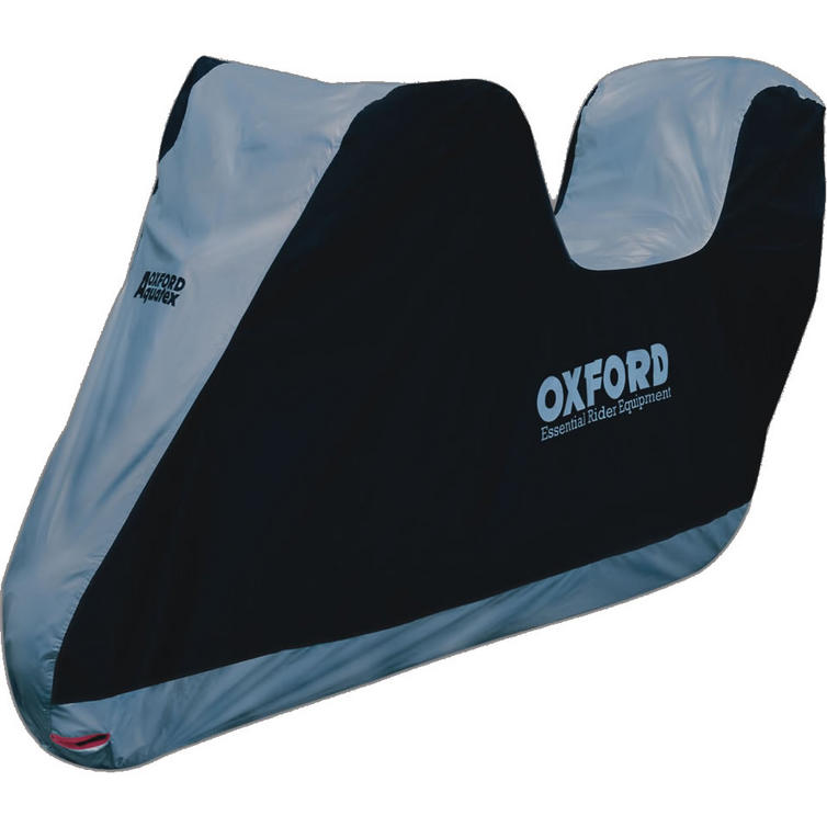 Oxford Aquatex Top Box Motorcycle Cover Large