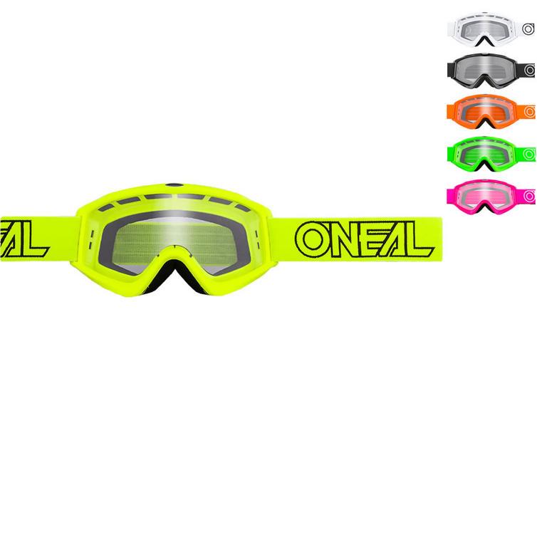 Oneal B-Zero Motocross Goggles