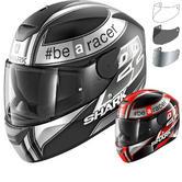 Shark D-Skwal Sam Lowes Motorcycle Helmet & Visor