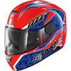 Shark D-Skwal Fogarty Motorcycle Helmet & Visor Thumbnail 4