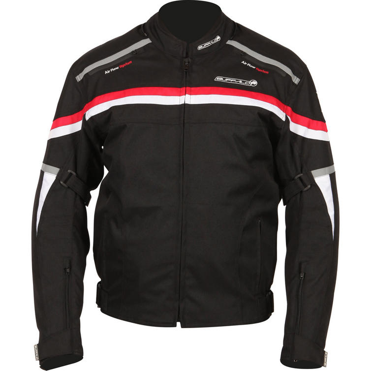 Buffalo Rebel Motorcycle Jacket
