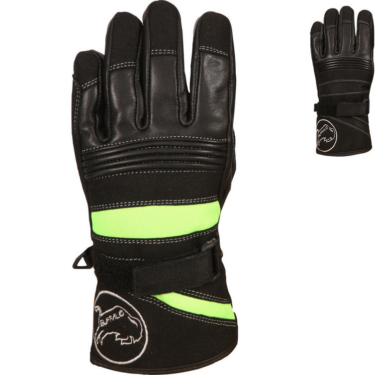 Buffalo Ranger Youth Motorcycle Gloves