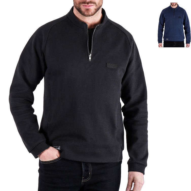 Knox Shield Spectra Half Zip Sweatshirt