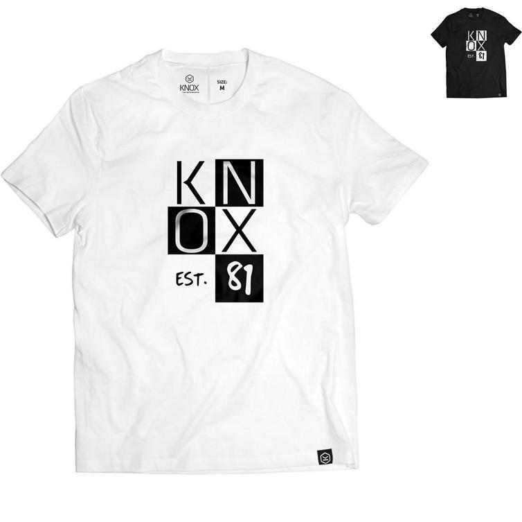 Knox Checkered Flag T-Shirt