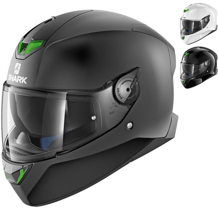 Shark Skwal 2 Blank Motorcycle Helmet