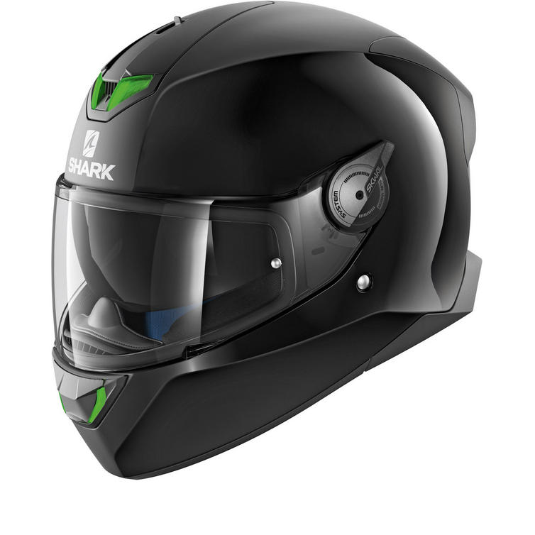 Shark Skwal 2 Dual Black Motorcycle Helmet